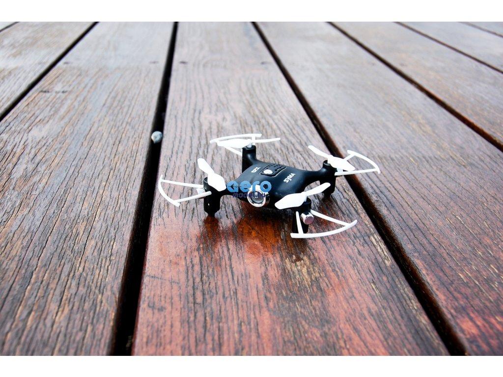 RC Quadrocopter Syma X20 2,4 GHz - fehér