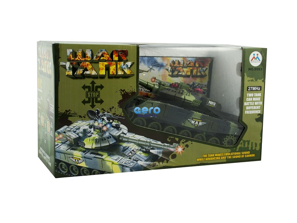 113657 brother toys tank one t 90 rtr 1 24
