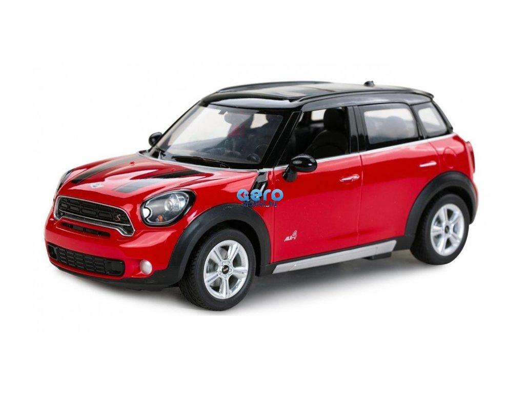 RC távirányító autócska Mini Cooper 1:14 RTR - piros