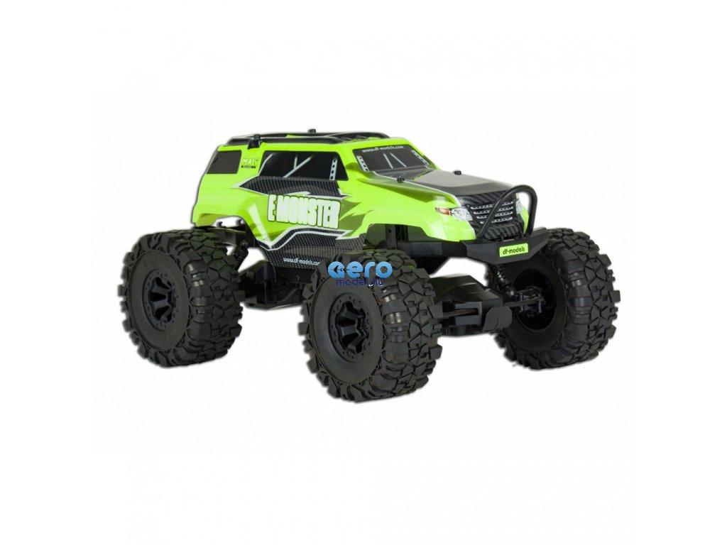 DF Crawler 4WD RTR teljes proporcionális irányítás a df-models-től