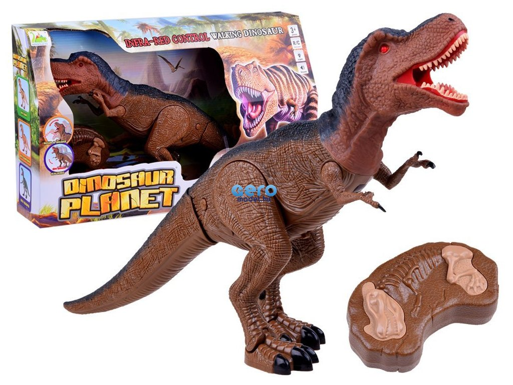 eng pl Interactive controlled dinosaur T Rex RC 0333 11022 1