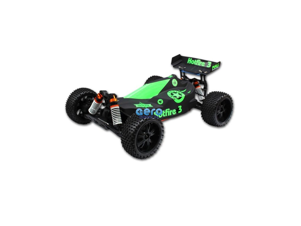 655(5) hot fire buggy 5 1 10 xl rc brushless auto rtr vodeodolne
