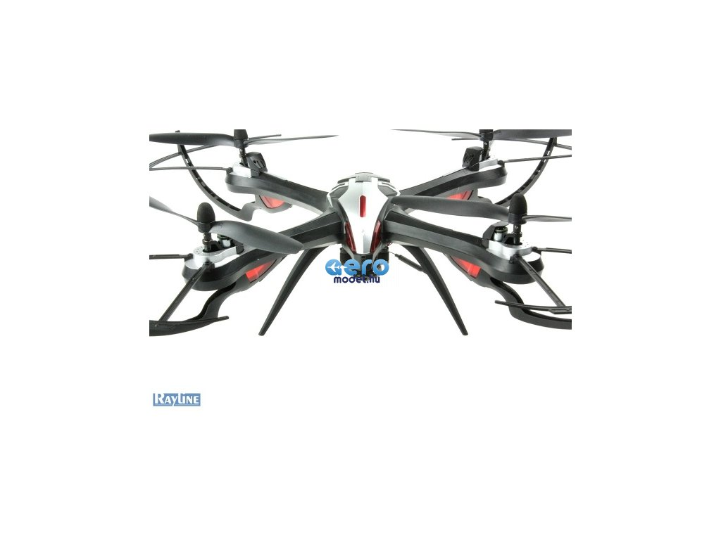 rcs 500 dron tarantula x62w s wifi fpv kompas 3