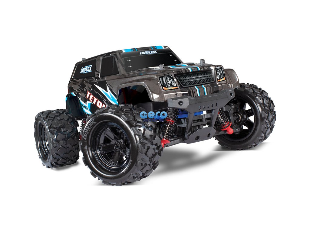 Traxxas Teton 1:18 4WD RTR fekete