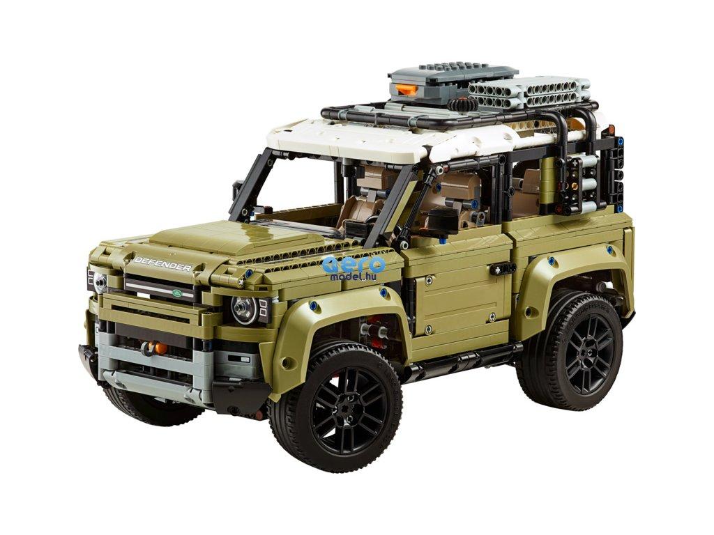 128111 lego technic land rover defender lego42110