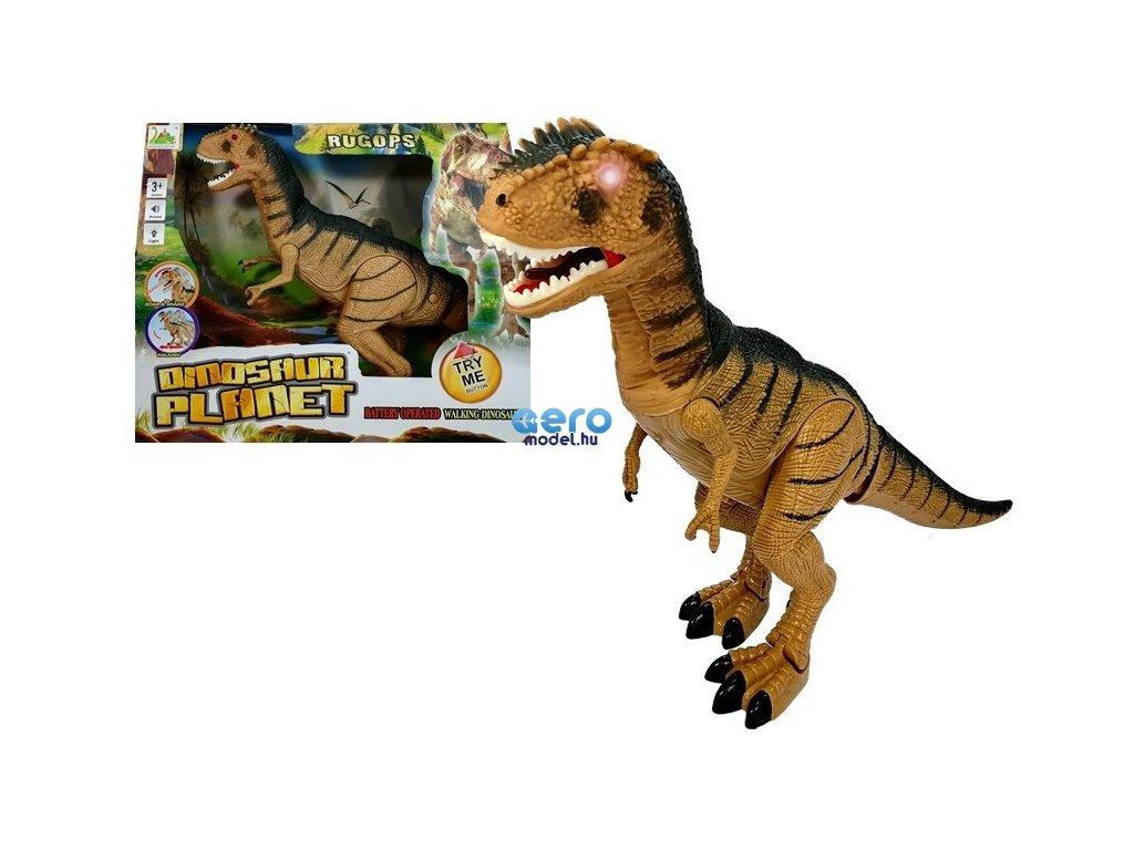 pol pl Dinozaur Tyranozaur Porusza sie Ryczy Swieci 4552 2