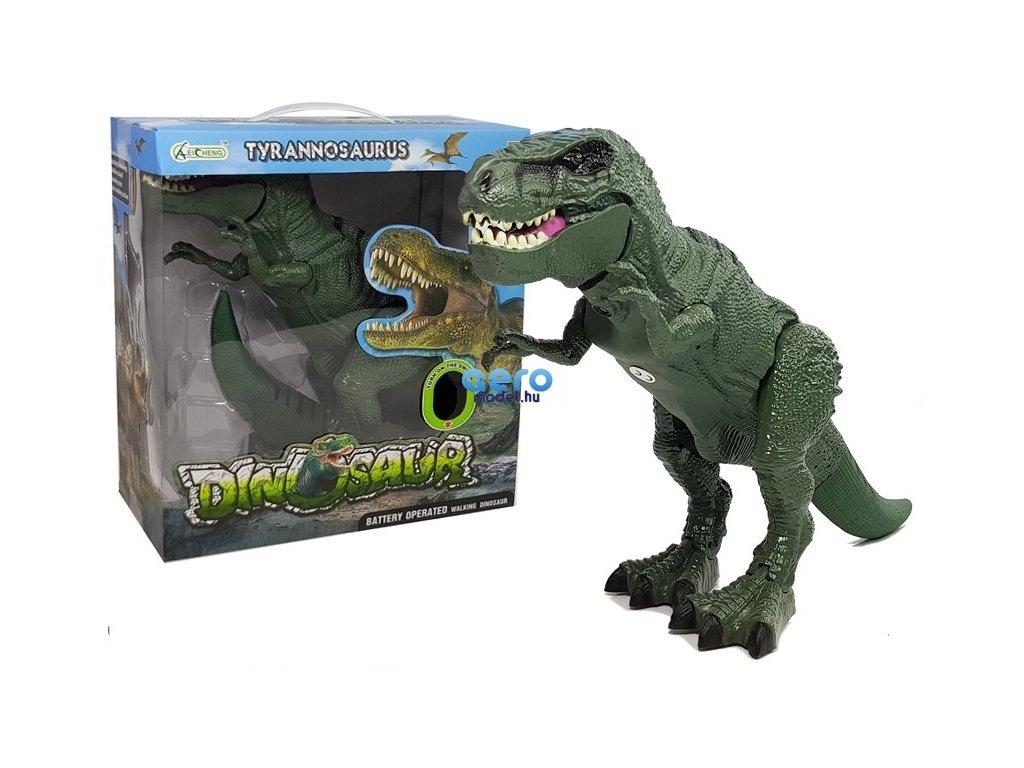 pol pl Dinozaur na baterie Tyranozaur Rex Chodzi Swieci 5037 1