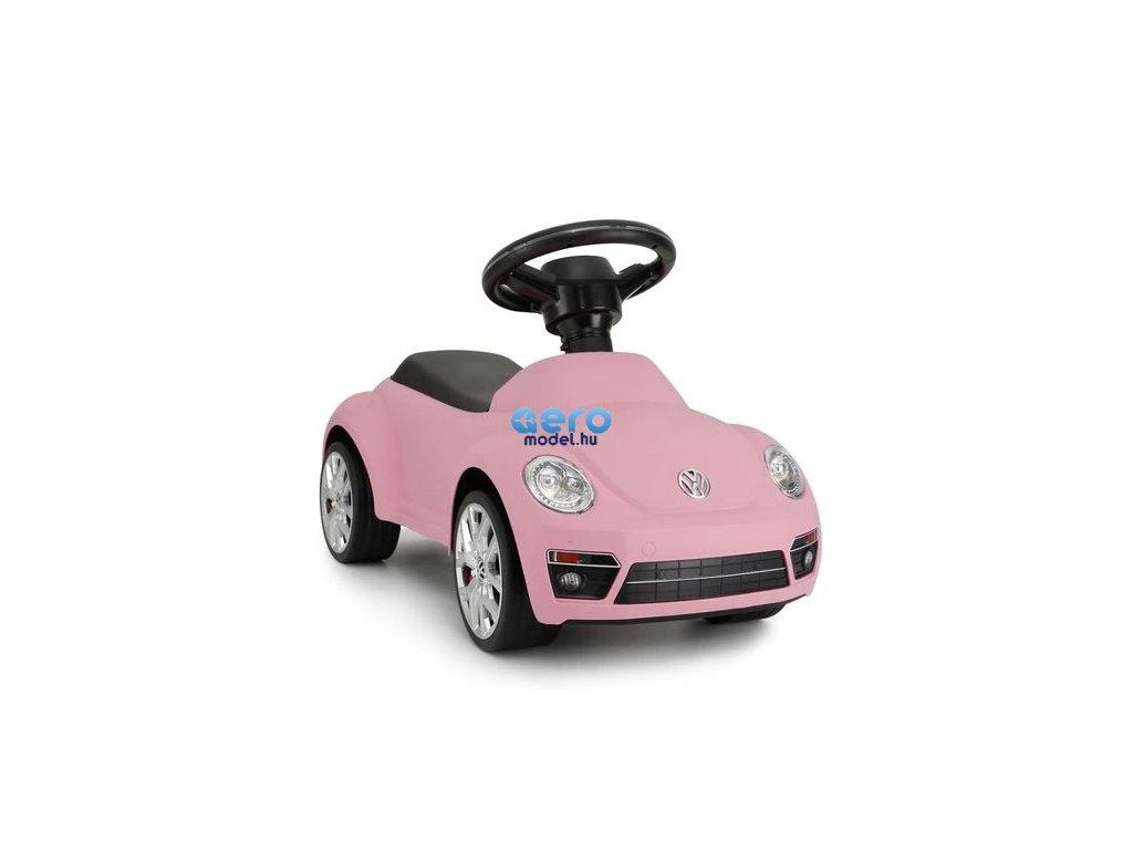 Odrážadlo Rastar Volkswagen Beetle Push Car - Pink