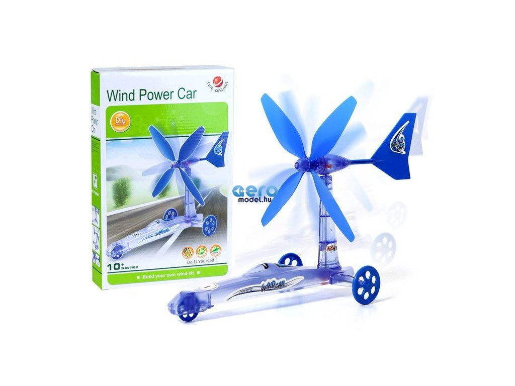 eng pl Educational Set Windmill Car ZA2248 12862 1
