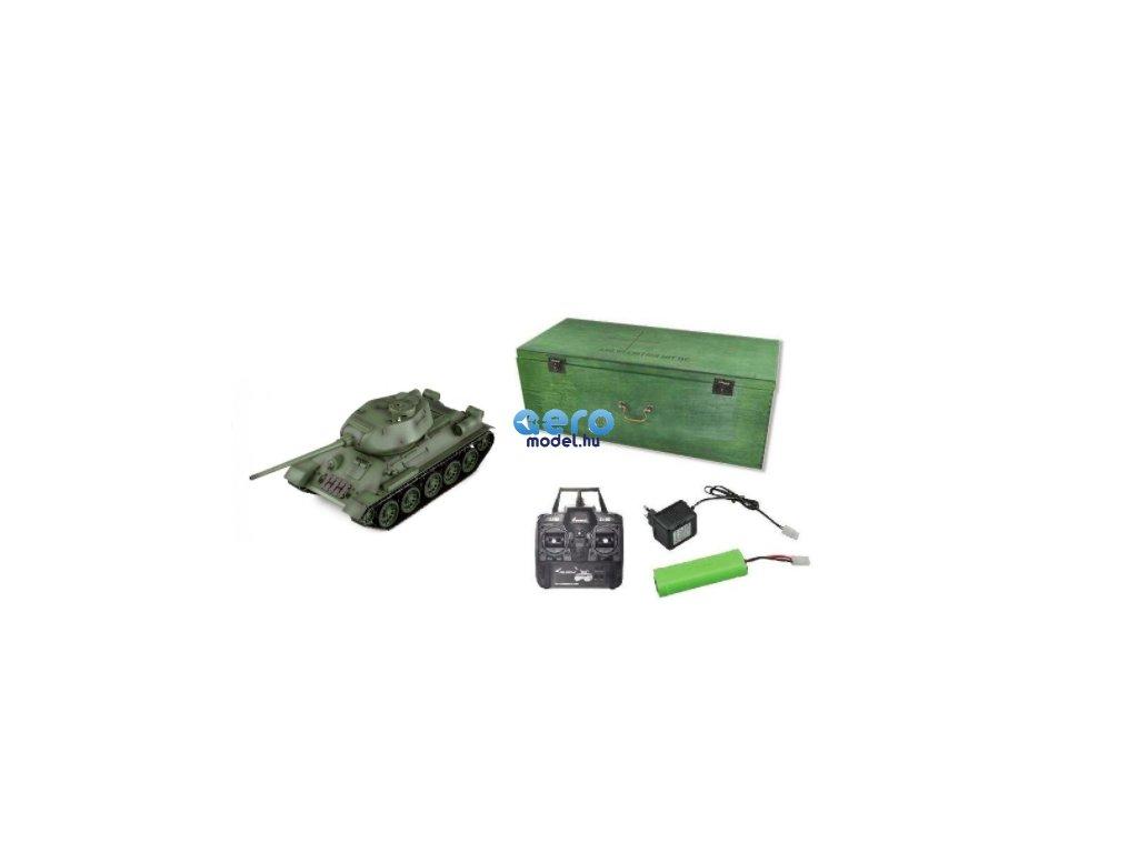 Tank T34/85 BB 2,4Ghz 1:16 fa kuferralSnímka obrazovky 2020 09 10 o10.41.51