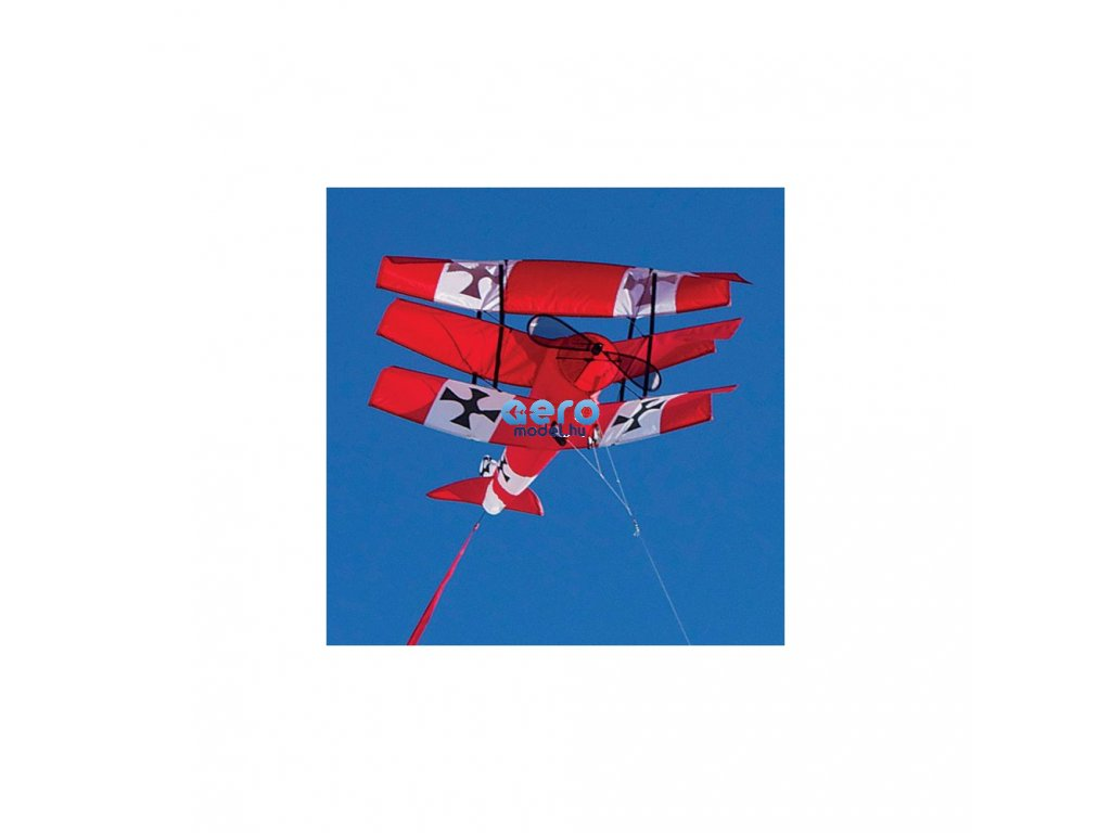 Repülőgép sárkány Red Baron 3D
