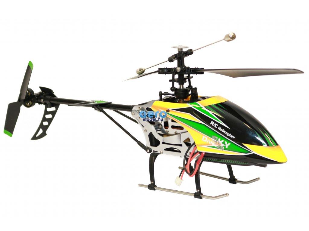 RC Helikopter SKY DANCER 4CH 2.4GHZ