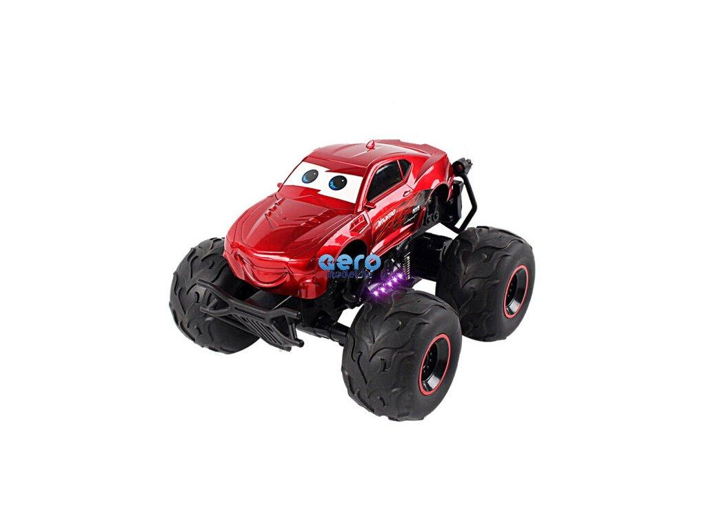 NQD: Stunt Dancer 1:16 2,4 GHz 4WD RTR - piros