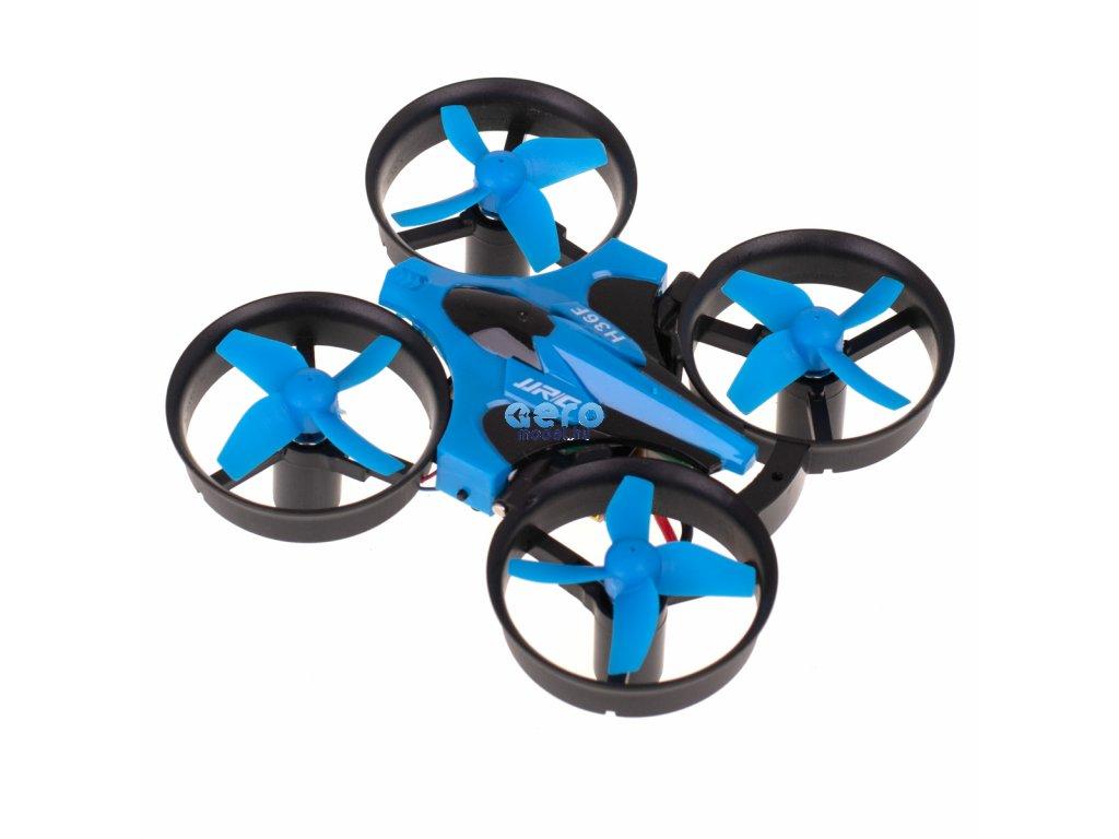 DRON RC JJRC H36F TERZETTO 2,4GHZ 3v1