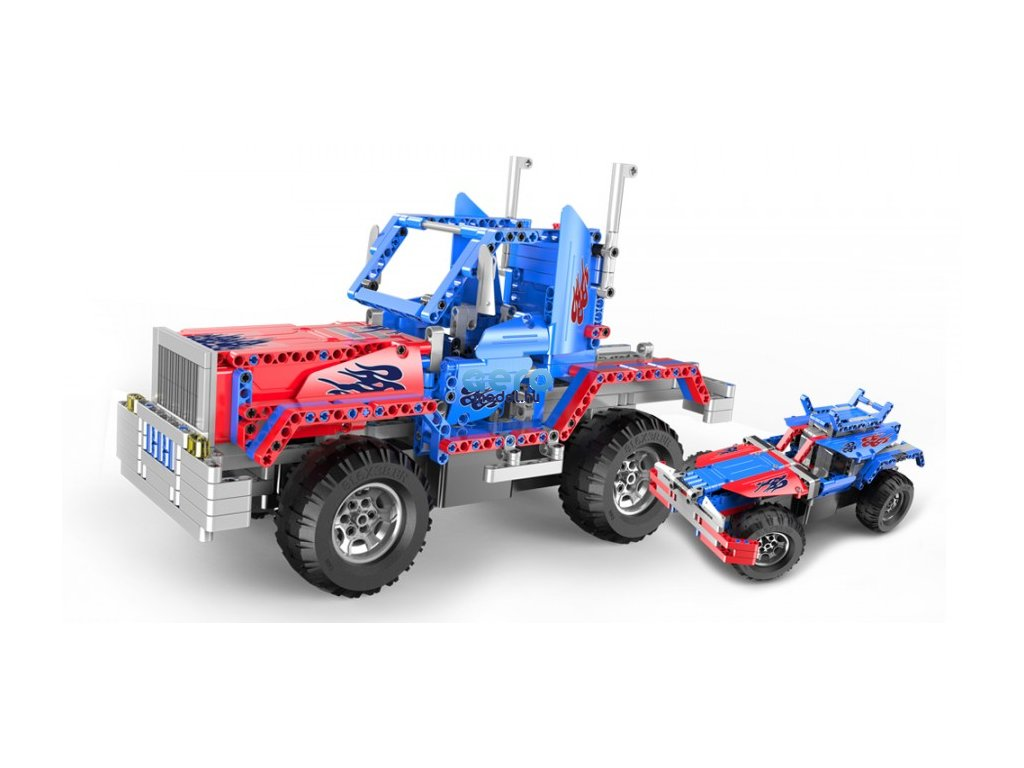 Double Eagle RC Truck 2 az 1 2.4GHz 1:14