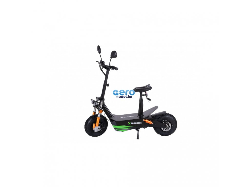 x scooters xr04 eec 48v cerna