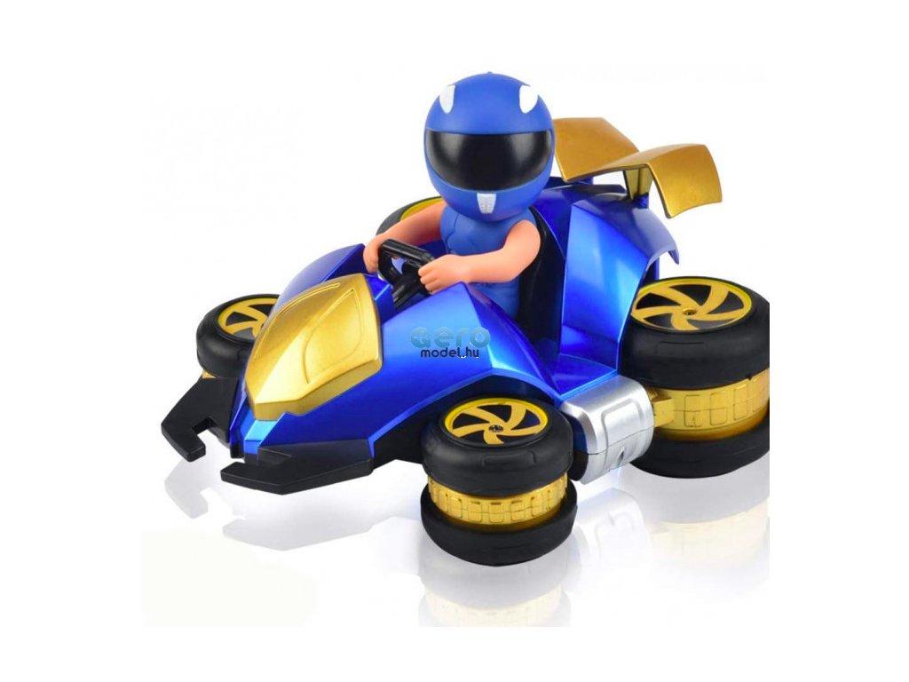 NQD: Kaszkadőr autó 1:18 2,4 GHz - kék