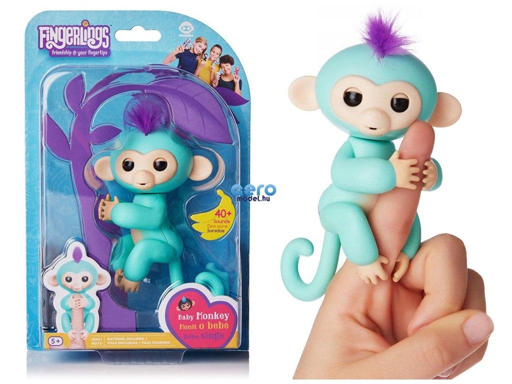 Fingerlings Monkey ZOE interaktív játék