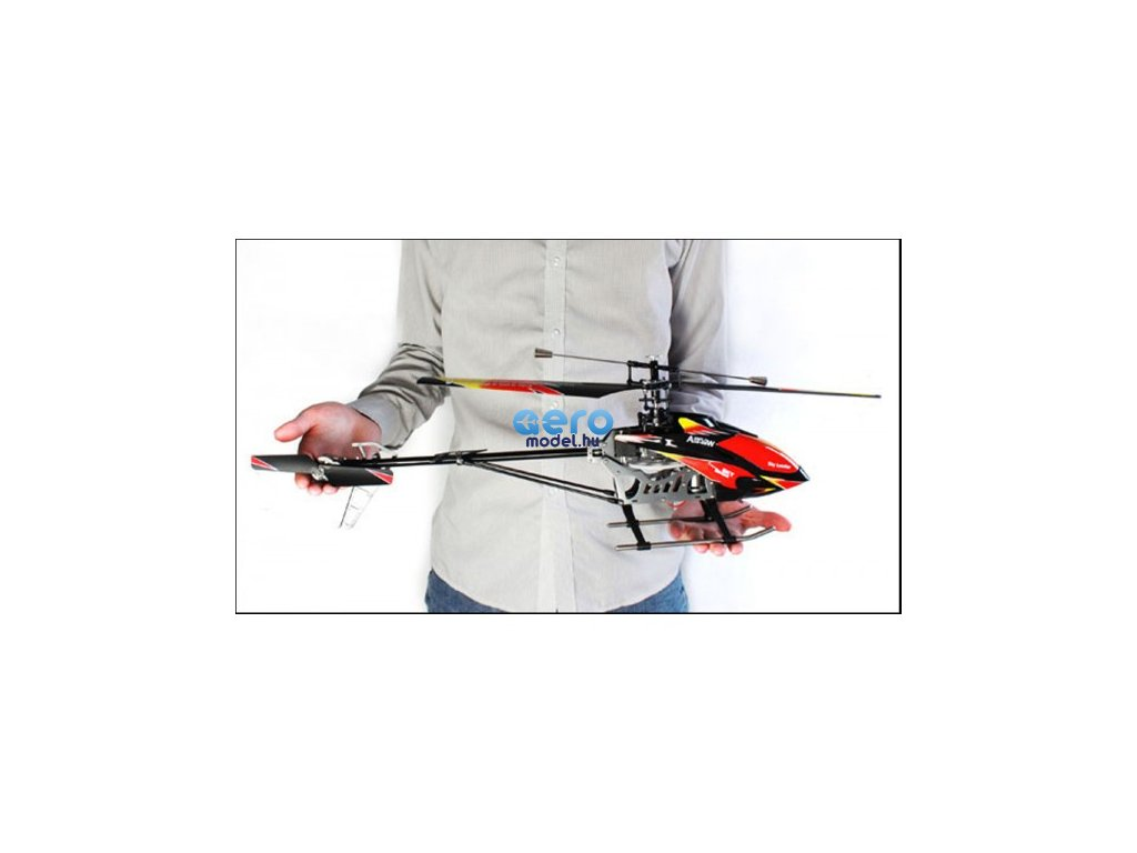 RC helikopter - HELI MT400PRO BRUSHLESS 2,4 GHZ