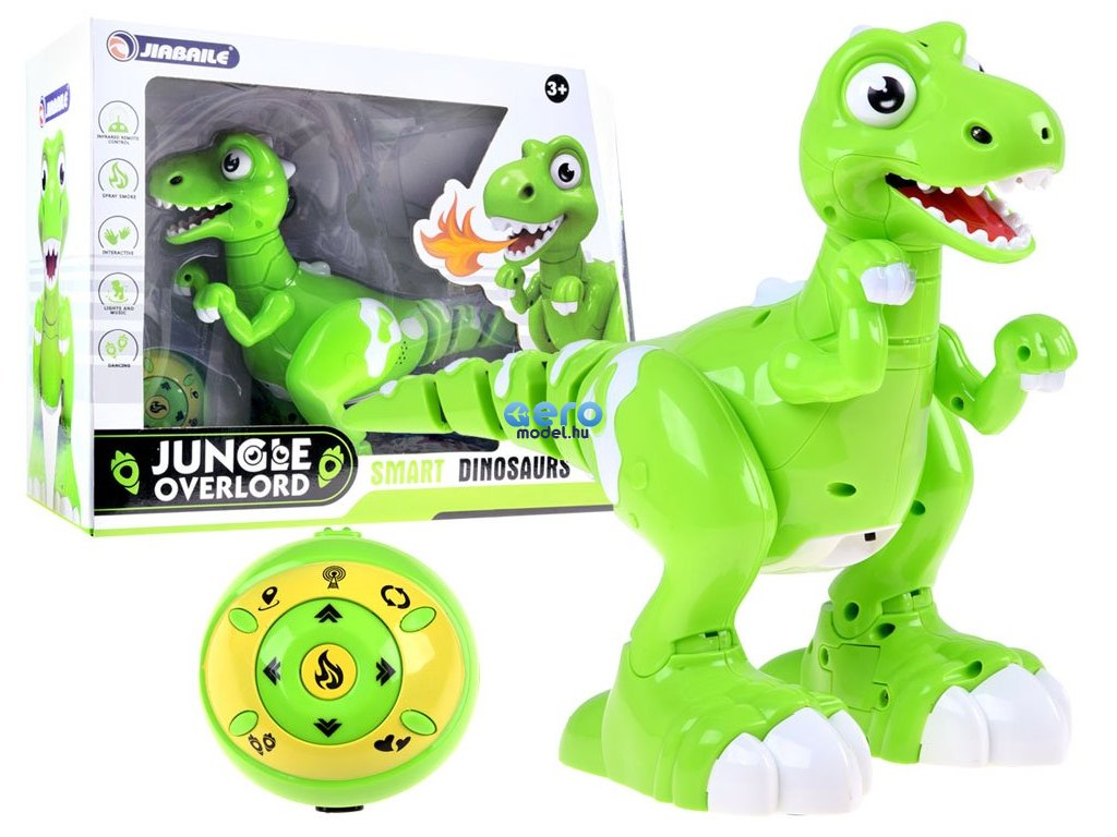 eng pl Controlled Dancing Dinosaur RC0502 15183 1