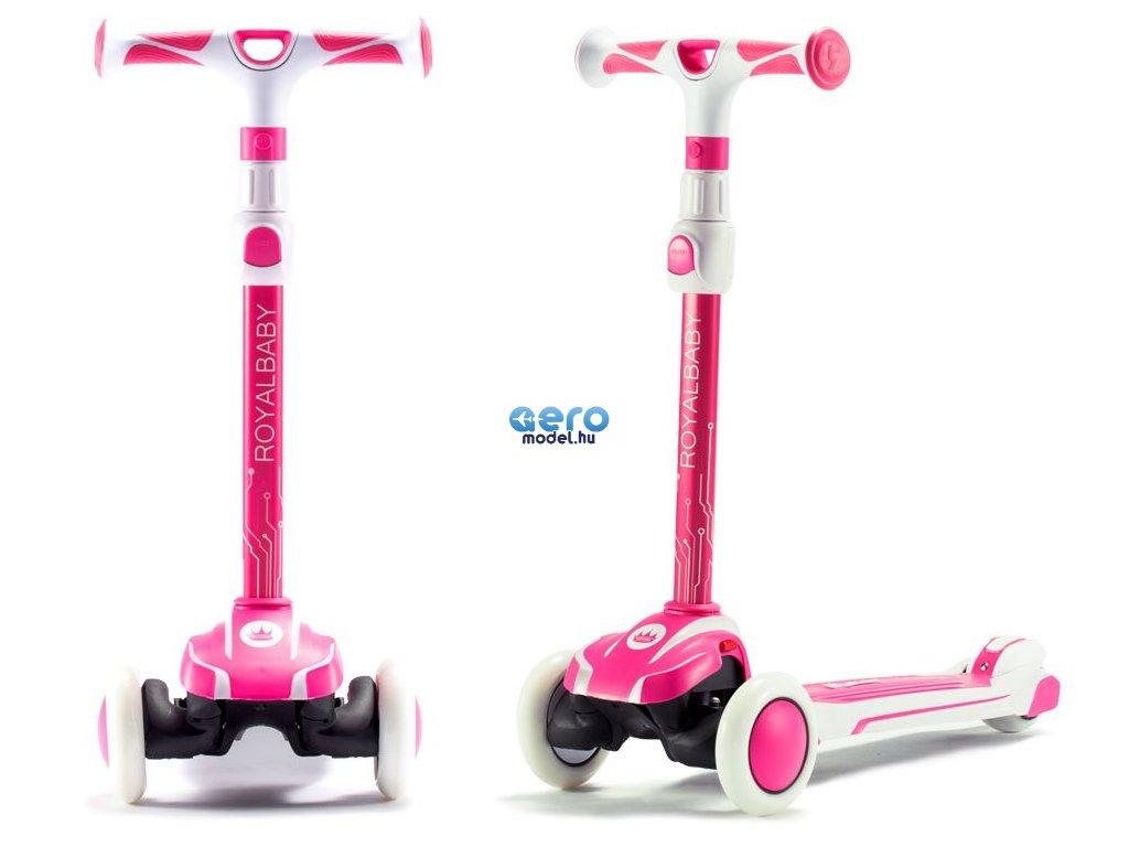 eng pl RoyalBaby 3 wheel balance scooter SP0670 16643 1