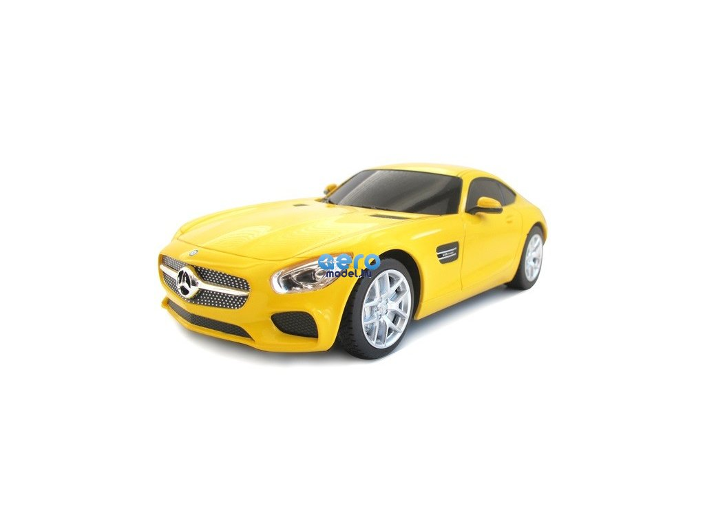 Rastar RC Mercedes-AMG GT 1:24 RTR - sárga