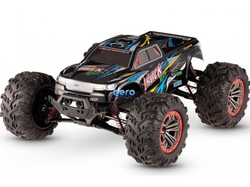 ruck Spirit 4WD 1:10 2.4GHz RTR blue