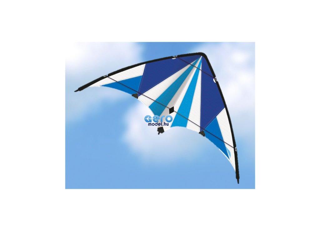 Šarkan BLUE LOOP 130x69 cm