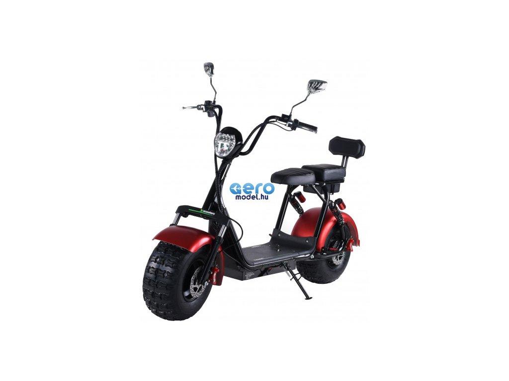 X-scooters XT04 72V Li - piros