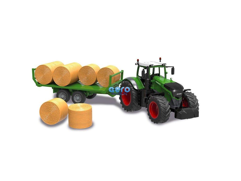Double Eagle: Mezőgazdasági traktor RTR 1:10 2,4 GHz RTR