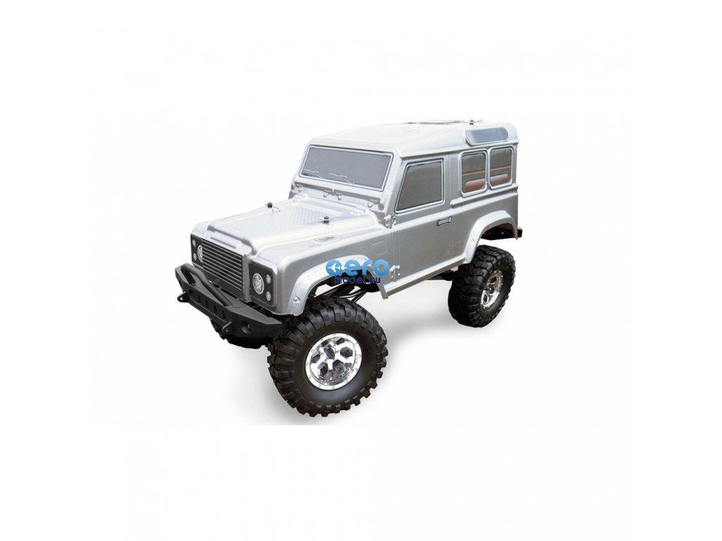 DEFENDER AMXRock CRUISER lánctalpas 4WD 1:10, arányos, vízálló, LED világítás, RTR