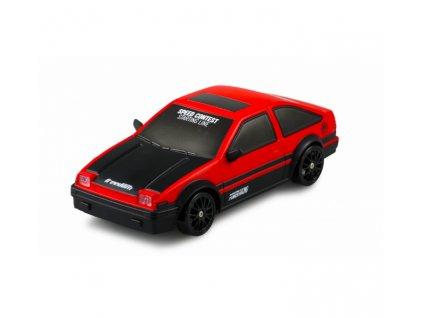Drift Sport Autó Toyota Corolla, 4WD, 1:24, 2.4 GHz, RTR