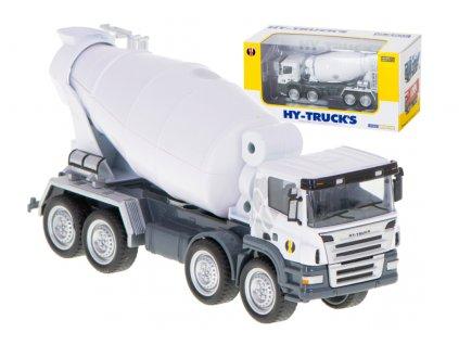 Fém betonkeverő autó DIE-CAST 1:50