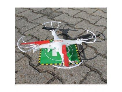Heliport - pristávacia plocha pre helikoptéry a kvadrokoptéry  Heliport - pristávacia plocha pre helikoptéry a kvadrokoptéry