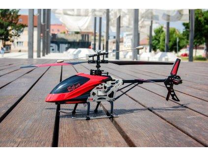 Egy rotoros RC helikopter BUZZARD 4CH
