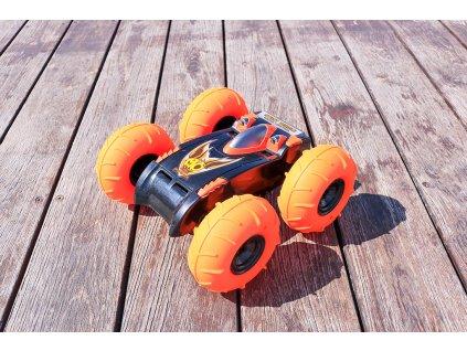 RC EXTREME Stunt II. - ellenálló RC autó Narancssárga