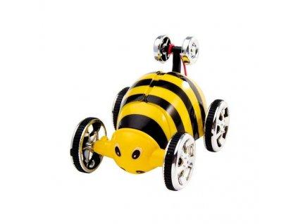 Stunt vehicle- akrobatikus RC katicabogár 1:28 sárga
