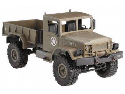JJRC hadsereg jármű M35 1:16 4x4 2,4 GHz RTR