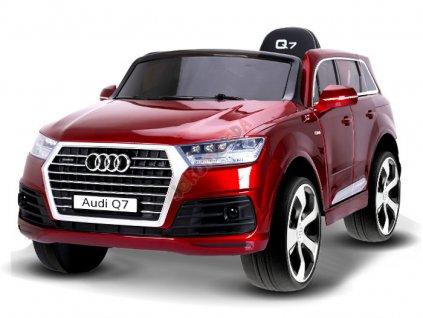 Elektromos autó Audi Q7 quattro
