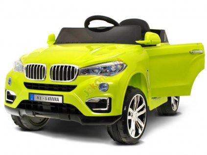 Gyermek elektromos autó BMW X6M