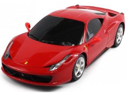 FERRARI 458 Italia 1:18 RTR - piros