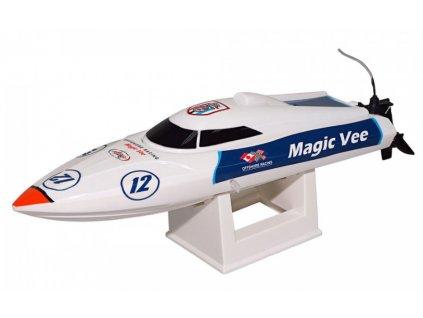 130760 rc rychlostna lod joysway magic vee v5 2 4 ghz rtr