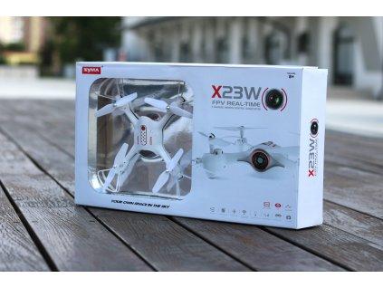 dron X23W