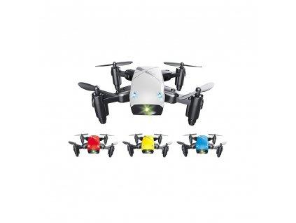 fast s9 skladaci dron barometr kompas led