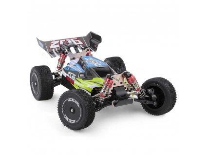 RC bugina WLTOYS 144001 4WD 1:14, 2.4 GHz, profi alvaz, RTR