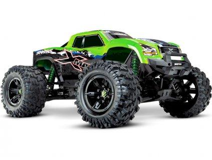 A Traxxas legerősebb és legnagyobb Monster Truck modellje, ez az X-Maxx 8S!
