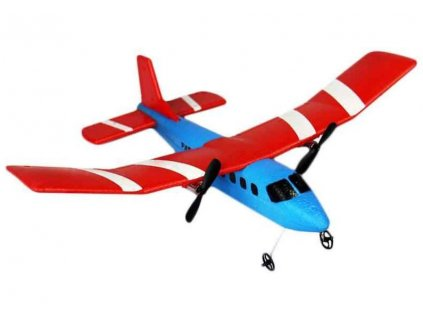 TPC: Fly Bear 2,4 GHz-es RTF repülő (szárnyfesztávolsága 31 cm) - piros