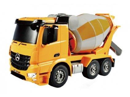 Double Eagle: Mercedes-Benz Arocs 1:26 2,4 GHz távirányítású betonkeverő