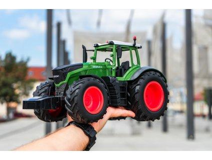 Double Eagle: Traktor 1:16 arányú 2,4 GHz RTR