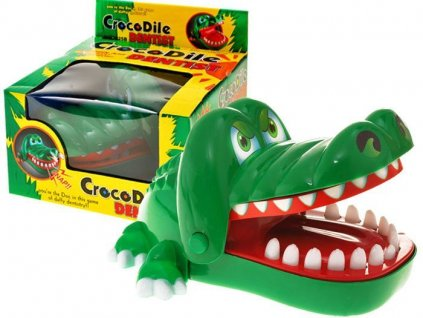 eng pl Arcade game CROCODILE TEETH dental GR0152 9645 1